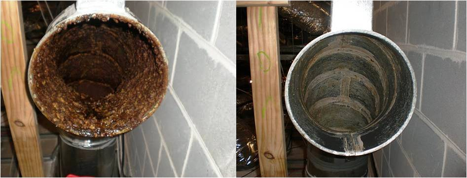 Ducting and extraction cleaning in Cape Town